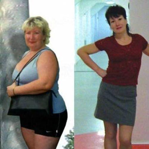 эффективность снижение веса баня