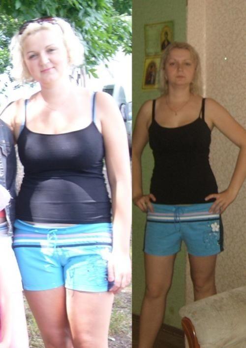 точки на теле снижение веса