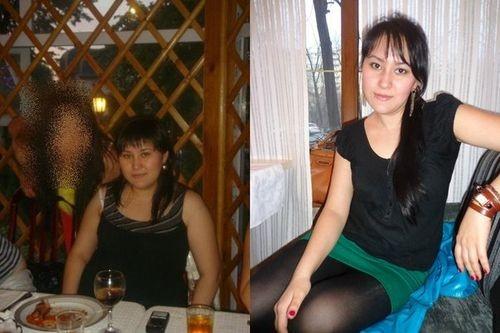 сильное похудение фото