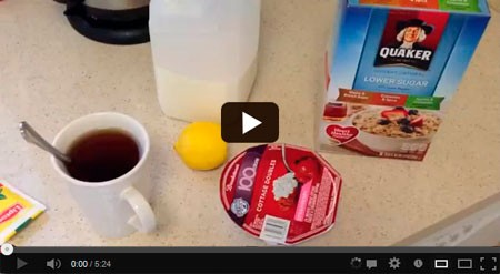 Уксус с водой диета